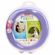 Kalencom 2-in-1 Potette Plus, Lilac