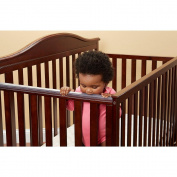 . Gummi Crib Teething Rail Cover