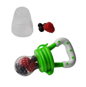 Boppin Baby - 2-in-1 - Food/Fruit Feeder or Aching Gums Teether/Soother