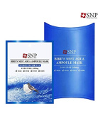 """SNP COSMETIC"" BIRD'S NEST AQUA AMPOULE MASK 1BOX"