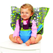My Little Seat Infant Seats, Blue Fish