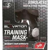 Elevation Training Mask 2.0 - (Small 45-70kg) - High Altitude Simulation