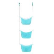 UMBRA Basket Shower Caddy Surf Blue
