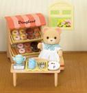 Sylvanian Families Doughnut Store Set