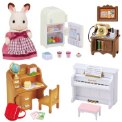 Sylvanian Families Classic Furniture Set For Cosy Cottage