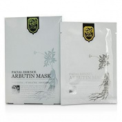 UGB Facial Essence Arbutin Mask, 8x25ml/0.84oz