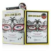 Dress Code Mask - Black (Jewel Stone - Whitening Care), 10pcs