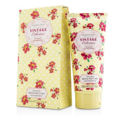 Vintage Mimosa & Pomegranate Nourishing Hand & Nail Cream with Shea Butter, 150ml/5.07oz