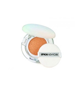 Essence Cover Cushion SPF 50 With Extra Refill - #23 Natural Beige, 2x13g15ml