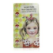 Secret Pure Nose Clear Kit 1.2.3, 10pcs