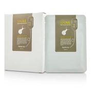 Visible Difference Natural Silk Mask Sheet - Snail, 10pcsx23ml