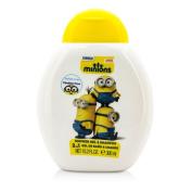 Minions 2 In 1 Shower Gel & Shampoo, 300ml/10.2oz