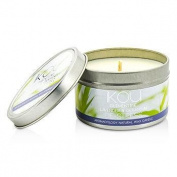Eco-Luxury Aromacology Natural Wax Candle Tin - De-Stress (Lavender & Geranium), 230g240ml