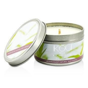 Eco-Luxury Aromacology Natural Wax Candle Tin - Peace (Rose & Ylang Ylang), 230g240ml