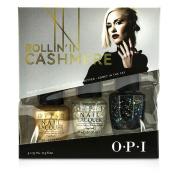 Gwen Stefani Rollin In Cashmere Nail Effects Trio, 3x15ml/0.5oz