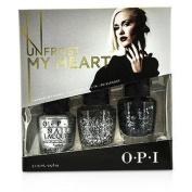 Gwen Stefani Unfrost My Heart Nail Effects Trio, 3x15ml/0.5oz