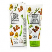 Vegetable Delight Cleansing Massage Gel - Wash Off Type, 200ml/6.76oz