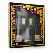 Password Please Nail Art Collection With Brush, 7pcs