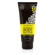 The Healthy Body Butter - Fresh Vanilla Lemon, 190g200ml