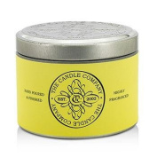 Tin Can Highly Fragranced Candle - French Vanilla (Ivory Can), (1.5x3) inch
