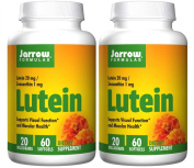 Jarrow Formulas, Lutein, 20 mg, 60 Softgels, 2 Pack