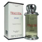 Yves De Sistelle 'Thallium Sport' Men's 100ml Eau de Toilette Spray