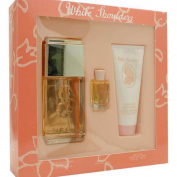 White Shoulders Women's EDC 3-piece Gift Set
