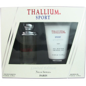 Thallium Sport for Men by Yves De Sistelle 2 Pcs Set