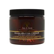 As I Am Double Butter 470ml Rich Daily Moisturiser