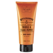 The Scottish Fine Soap Company Mens Grooming Thistle & Black Pepper Body Wash