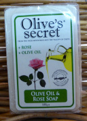Olive's secret Rose & olive oils soap 100g
