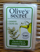 Olive's secret Jasmine & olive oils soap 100g