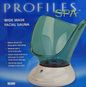Profiles Professional Wide Mask Facial Sauna by Profiles