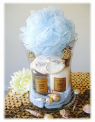 Beauty Bath Time Vase - Exclusive to The Gift Box