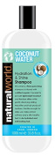 Natural World Coconut Water Hydration and Shine Shampoo 1 Litre