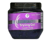 P Professional Touch Salon Styling Gel Super Hold With Vitamin (E & B5) 250ml