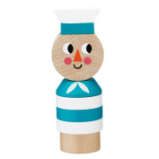MARK'STYLE TOKYO Ingela P Arrhenius Stacking Toy Sailor