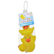 Set of 3 Rubber Duckies