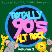 Rock N' Roll Baby Music Toy Totally 90's Alt Rock, Vol. 2