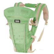 Multifunctional baby carrier backpack seasons breathable baby products,Green-B