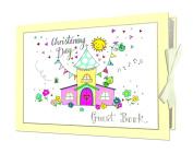Rachel Ellen Christening Guestbook - Christening /Naming Day Ceremony