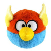 Sound (Sounds From The Video Game - Angry Birds Space Plush Lightning Blue Bird (Alias) - Birds, The Blues Triple Birds) - 20/25 cm