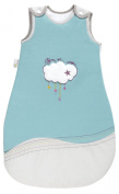 P 'tit Basile Baby Sleeping Bag, Clouds, Organic Cotton, 0-6 Months