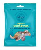 Biona Jelly Dino Sweets Organic 75 g