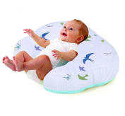 Love2Sleep BABY FEEDING/ NURSING PILLOW HOLLOWFIBRE FILLED FOR COMPLETE SUPPORT