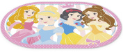 BoyzToys Disney Princess Oval Offset Placemat