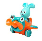 Ouaps Jojo Takes Off with His Plane Toy