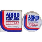 Arrid Extra Dry Antiperspirant and Deodorant 30ml Cream
