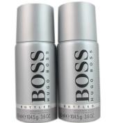 Boss Bottled No. 6 by Hugo Boss for Men 100ml Deodorant Spray