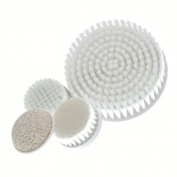 Spin for Perfect Skin Set of 4 Replacement Heads